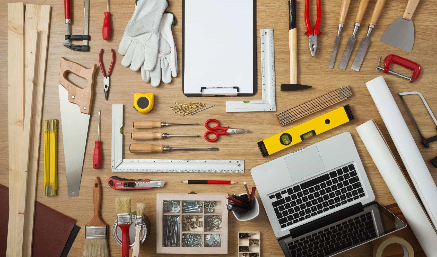 DIY project tools